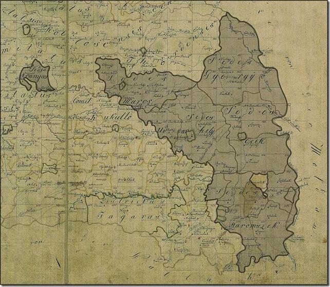 Szeklerland-Josephinische_Landesaufnahme_1769-1773