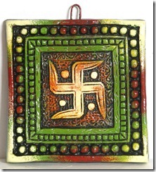 swastika-on-terracotta-plate-wall-hanging-BP95_l