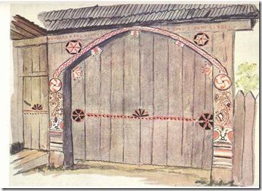folk arch