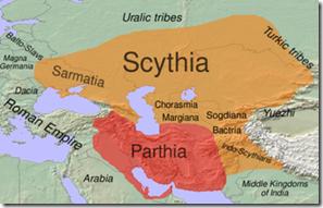 scythia-parthia