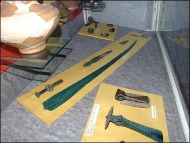 weitenberg minoic sword