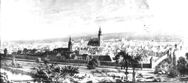 Zidurile_vechii_cetati_a_Clujului-gravura_de_epoca