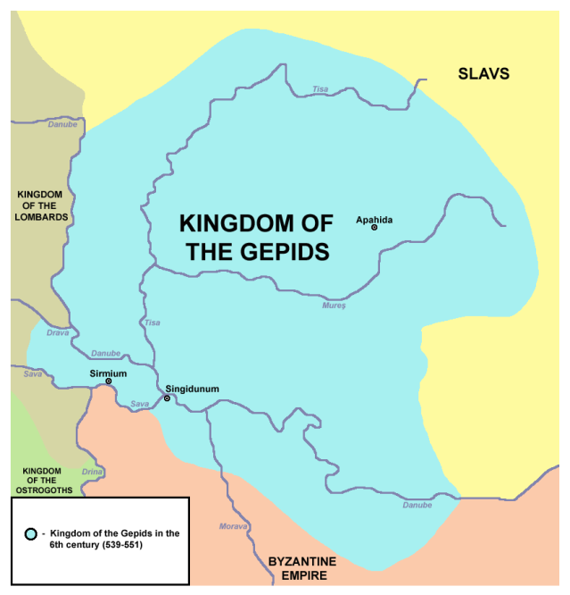 gepid_kingdom_6th_century
